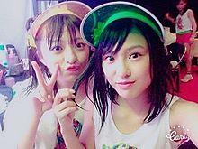 チーム8 AKB48 佐藤七海 山田菜々美の画像(プリ画像)