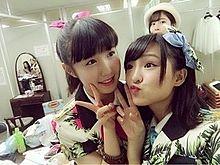 チーム8 AKB48 本田仁美 山田菜々美の画像(プリ画像)