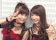 小嶋真子 AKB48 武藤十夢の画像(プリ画像)