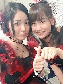 小嶋真子 AKB48 松井珠理奈 SKE48の画像(プリ画像)