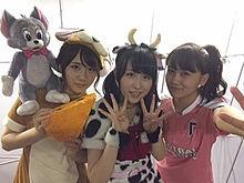 じゃんけん大会 AKB48 高橋朱里 川本紗矢 小嶋真子の画像(プリ画像)