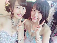 向井地美音 AKB48 朝長美桜 キャバすか学園 HKT48の画像(プリ画像)