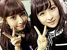 栗原紗英 HKT48 川本紗矢 AKB48 リクアワの画像(栗原紗英に関連した画像)