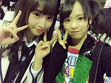 AKB48 倉野尾成美 チーム8  栗原紗英 HKT48の画像(栗原紗英に関連した画像)