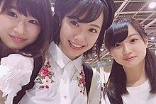 小田えりな チーム8  AKB48 27 山田杏華 佐藤朱の画像(佐藤朱に関連した画像)