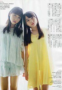 小栗有以 チーム8  AKB48 月刊エンタメ 久保怜音 プリ画像