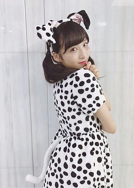 小栗有以 チーム8  AKB48 菜 7の画像(プリ画像)