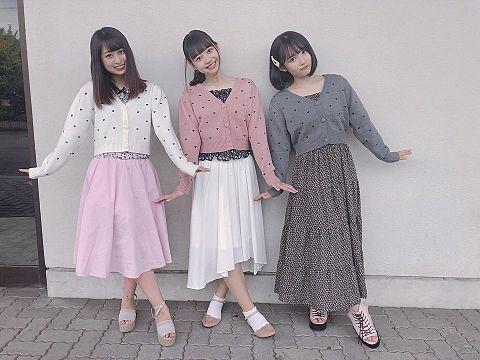 大盛真歩 AKB48 ドラ3 矢作萌夏 吉橋柚花の画像(プリ画像)