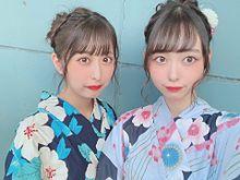大盛真歩 AKB48  吉橋柚花 プリ画像