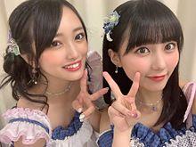 田中美久 hkt48 akb48選抜 向井地美音 プリ画像