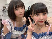 田中美久 hkt48 akb48選抜 矢作萌夏の画像(矢作萌夏に関連した画像)