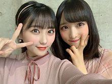 田中美久 hkt48 akb48選抜 小栗有以 チーム8 プリ画像