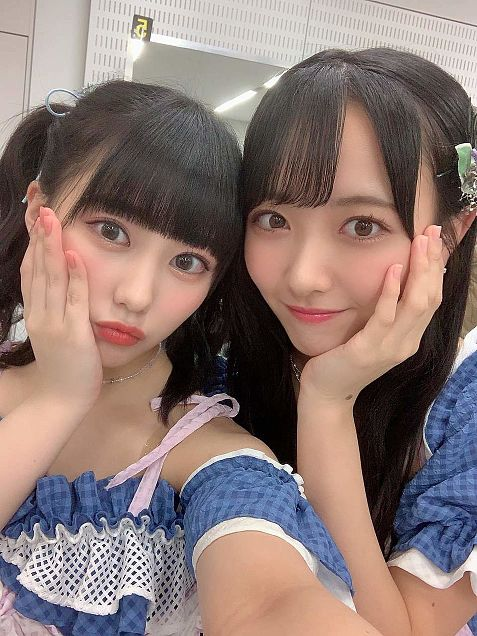 田中美久 hkt48 akb48選抜 石田千穂 stu48の画像 プリ画像