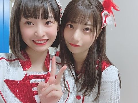 AKB48  チーム8 坂川陽香 鈴木優香の画像(プリ画像)