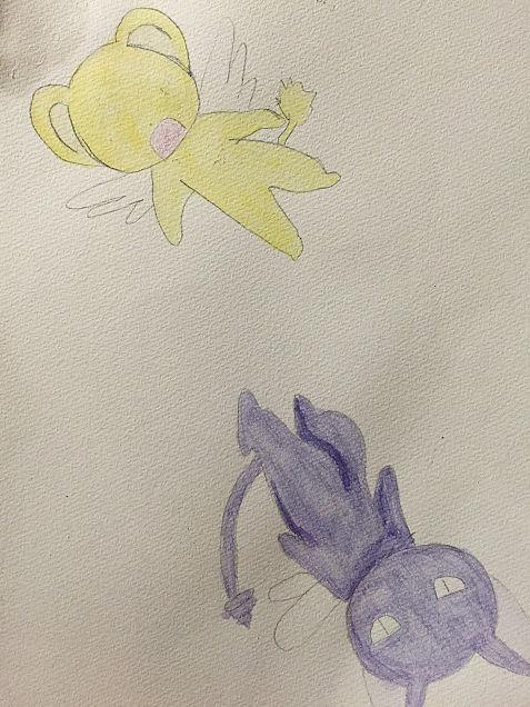 ケロちゃん&スッピーの画像(プリ画像)