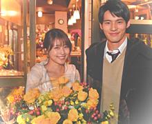 有村架純さんと岡田健史♡の画像(岡田健史に関連した画像)