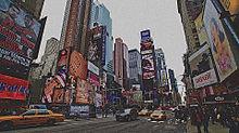 海外 ニューヨーク/保存は❤️ プリ画像