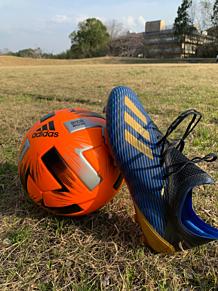 サッカーバカの映え写真の画像(サッカーボールに関連した画像)