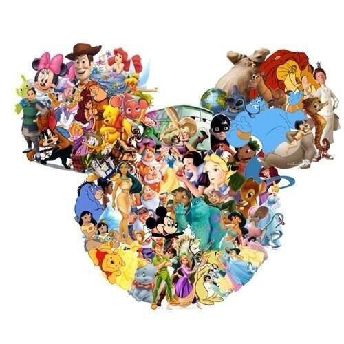 ディズニーキャラクターの画像 p1_9