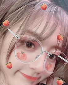 Twiceジヒョ プリ画像