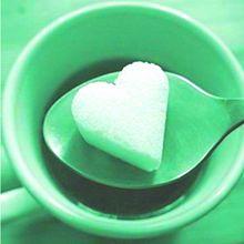 ハート砂糖は幸運を呼ぶ?の画像(幸運を呼ぶに関連した画像)