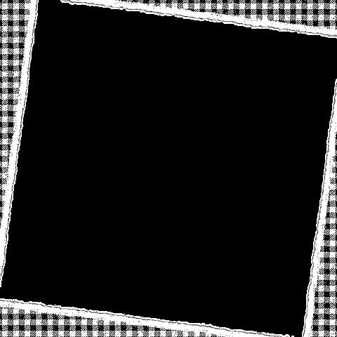 量産型/背景透過/量産型背景透過/ギンガムチェックの画像 プリ画像
