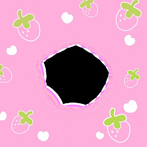 量産型/背景透過/量産型背景透過/ピンク/いちごの画像(プリ画像)