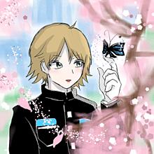 王子様と春の画像(ルイに関連した画像)