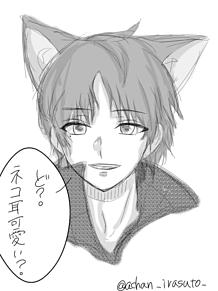 猫耳いいいの画像(猫耳に関連した画像)
