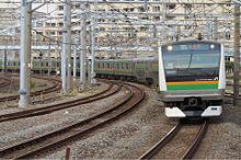 E233系3000番台 大船駅で プリ画像