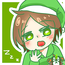 おやすみたぬきさん !の画像(プリ画像)