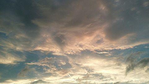 夕焼けの画像 プリ画像