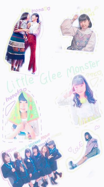 Little Glee Monster 壁紙の画像(プリ画像)