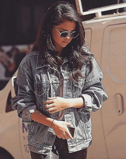 Selena Gomez オシャレの画像(プリ画像)