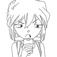 哀ちゃん!の画像(#名探偵コナンに関連した画像)