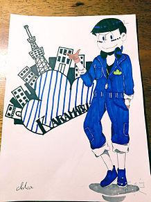 マトリョシカ×おそ松さんの画像(プリ画像)