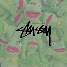 カエル   ステューシー   STUSSY   壁紙   ロゴの画像(ステューシーに関連した画像)
