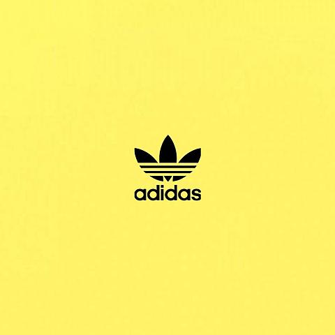 adidas    黄色の画像(プリ画像)