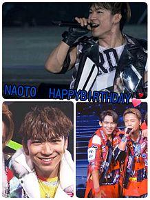 NAOTO HAPPYBIRTHDAY