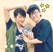 CD発売 プリ画像