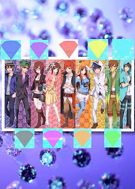 ダイヤモンド1周年!の画像(プリ画像)
