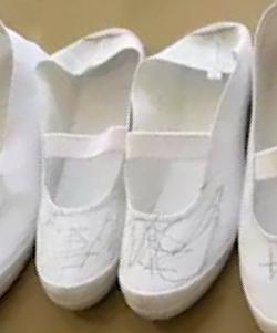 キヨの上履きの画像(プリ画像)