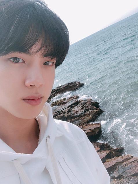 BTS  JINの画像(プリ画像)