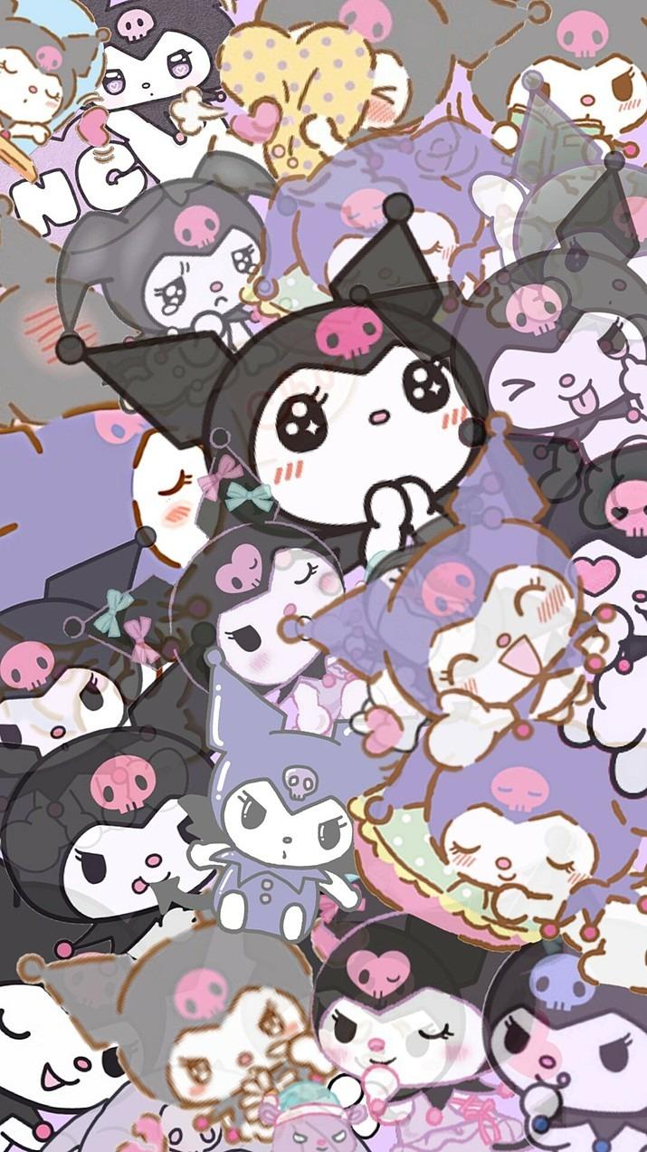 クロミちゃん壁紙 82604186 完全無料画像検索のプリ画像 Bygmo
