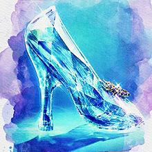 シンデレラ ガラス の 靴