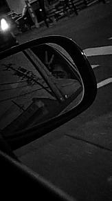 車のミラーでパシャリ📷 プリ画像