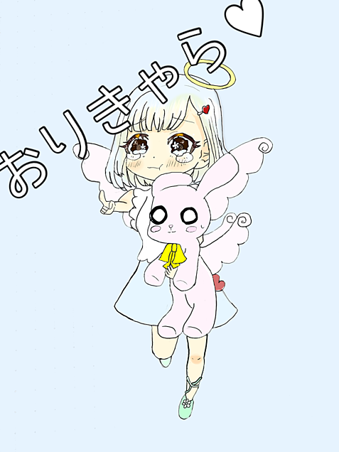 オリちゃん★の画像(プリ画像)