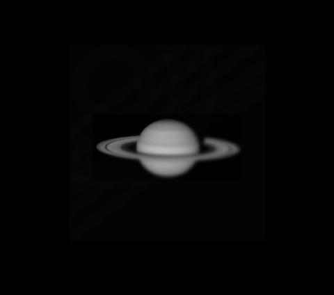 土星 白黒の画像(プリ画像)