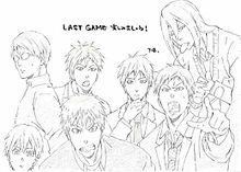 黒子のバスケ LAST GAMEの画像(火神大我に関連した画像)