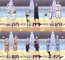 黒子のバスケの画像(氷室辰也に関連した画像)
